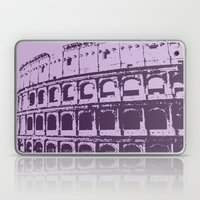 Purpura Coliseum Laptop & iPad Skin