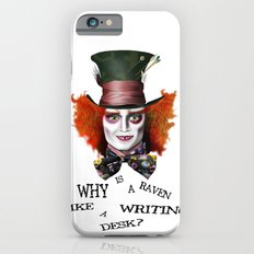 The Mad Hatter Slim Case iPhone 6s