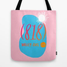 Valley Girl Tote Bag