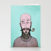 The Hipster Stationery Cards