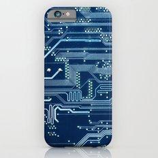 Electronic circuit board iPhone 6s Slim Case