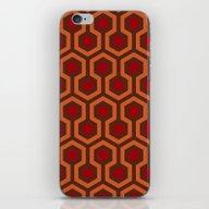 The Shining Carpet iPhone & iPod Skin