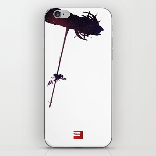 Mass Effect 2 (w/quote) iPhone & iPod Skin