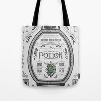 Legend Of Zelda Green Ch… Tote Bag