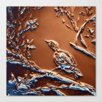 Bronze Beauty Canvas Print