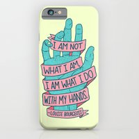 iPhone & iPod Case featuring What I Am by Josh LaFayette