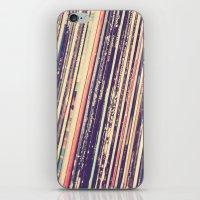 Music Is Love iPhone & iPod Skin