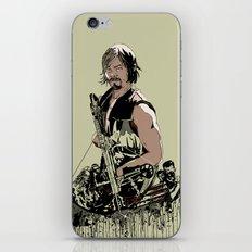 Daryl Dixon iPhone & iPod Skin