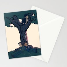 Lay Your Weary Head to Rest Stationery Cards