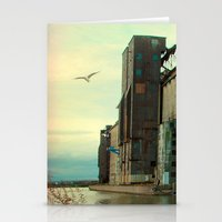 Urban Water Stationery Cards