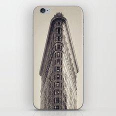 Flatiron Building - New York Skyscraper iPhone & iPod Skin