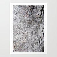 Dead Knots Art Print
