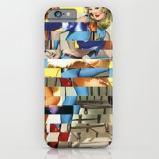Glitch Pin-Up Redux: Yasmin & Yardley Slim Case iPhone 6s