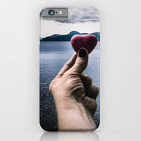iPhone & iPod Case featuring Found Love by Roger Wedegis