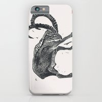 iPhone & iPod Case featuring  2015 Year of the Goat by sarah mah