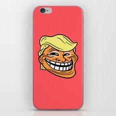 Trollin' Trump iPhone & iPod Skin