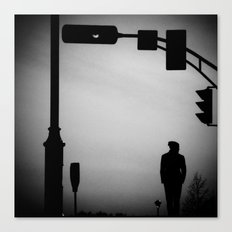 La rue King Canvas Print