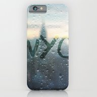 Rainy Day In NYC iPhone 6 Slim Case