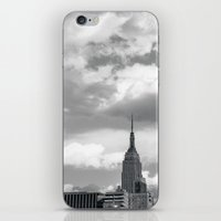 dimunitive empire... iPhone & iPod Skin