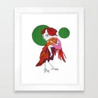 Irma Framed Art Print