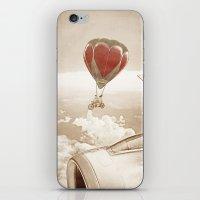 Wednesday Dream - Chasin… iPhone & iPod Skin