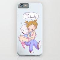 Pewdiecry: Tell Me I'm B… iPhone 6 Slim Case