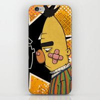 Lover's Quarrel iPhone & iPod Skin