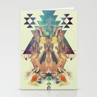 Cosmic Dance Stationery Cards