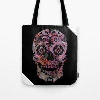 Rachel's Skull Tote Bag