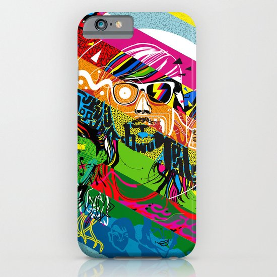 Tribute to Ed Banger Records iPhone & iPod Case