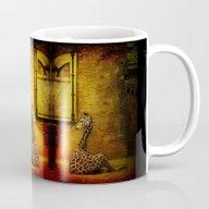 Giraffes Mug