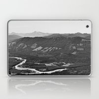 River In The Mountains B… Laptop & iPad Skin
