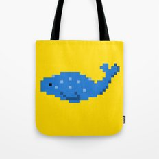 8-bit Seal Tote Bag