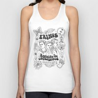 Imagine The Impossibilit… Unisex Tank Top