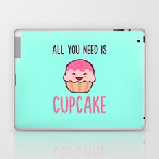 Cupcake is LIFE Laptop & iPad Skin