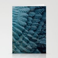 Ombre Wings Stationery Cards