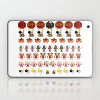 Clash of Pixels Laptop & iPad Skin