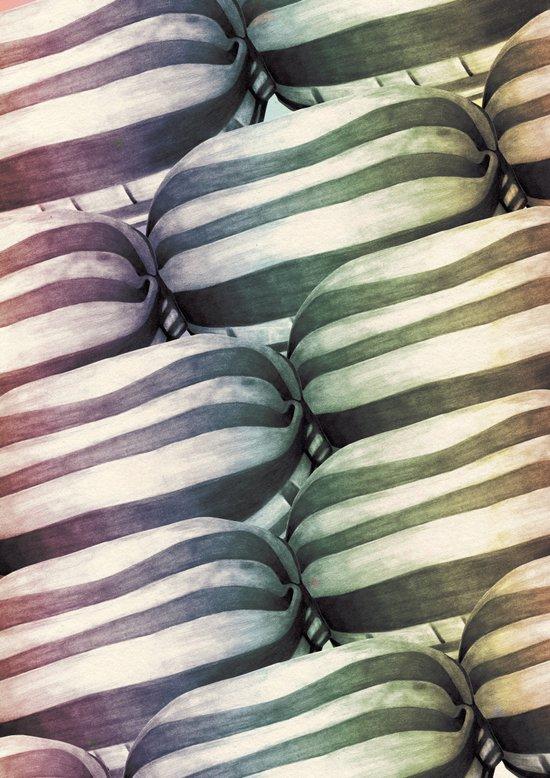 Humbug Art Print