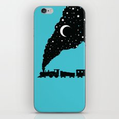 the night train iPhone & iPod Skin