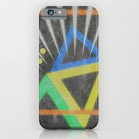 iPhone & iPod Case featuring Op Ning A Jazz Singer by Chillinspire