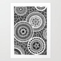 Multiple Universes Art Print