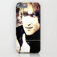 iPhone & iPod Case featuring Reality by Lilly Guastella