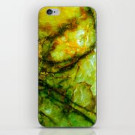 iPhone & iPod Skin featuring Marble by Patterns And Texture…