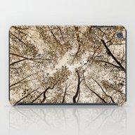 Sepia Fall iPad Case