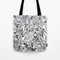 My (i) Land Tote Bag