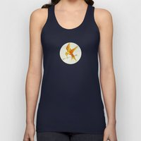 Mockingjay THGames Unisex Tank Top