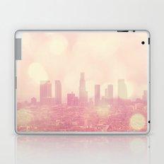 City of Dreamers. Los Angeles skyline photograph Laptop & iPad Skin