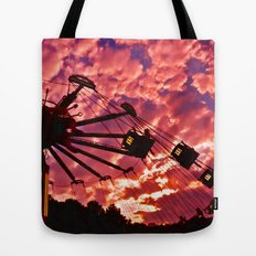 Summer Swing Tote Bag