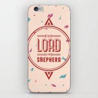 Psalm 23:1 iPhone & iPod Skin
