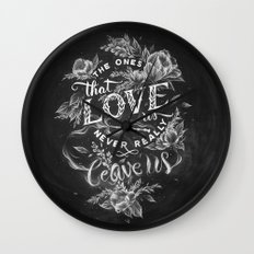 Harry Potter - The Ones That Love Us Wall Clock